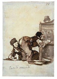 tuti li mundi, de Goya