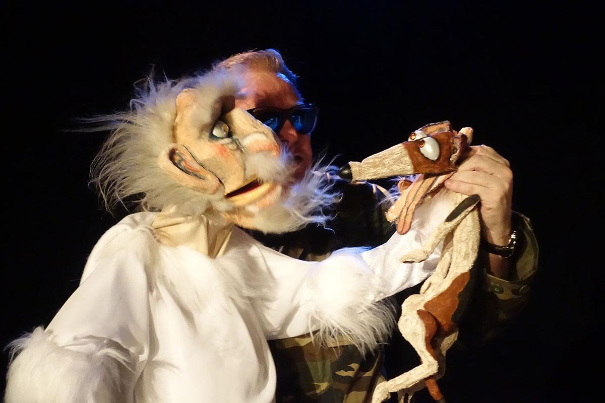 Stuffed Puppets - Titirimundi 2019